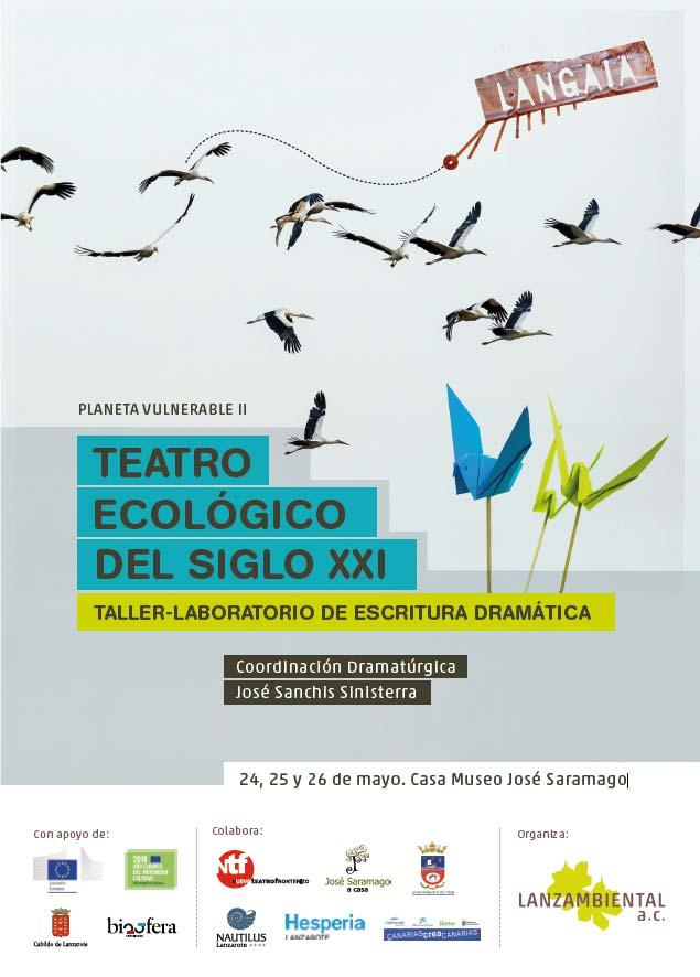 Teatro ecologico del SIGLO XXl