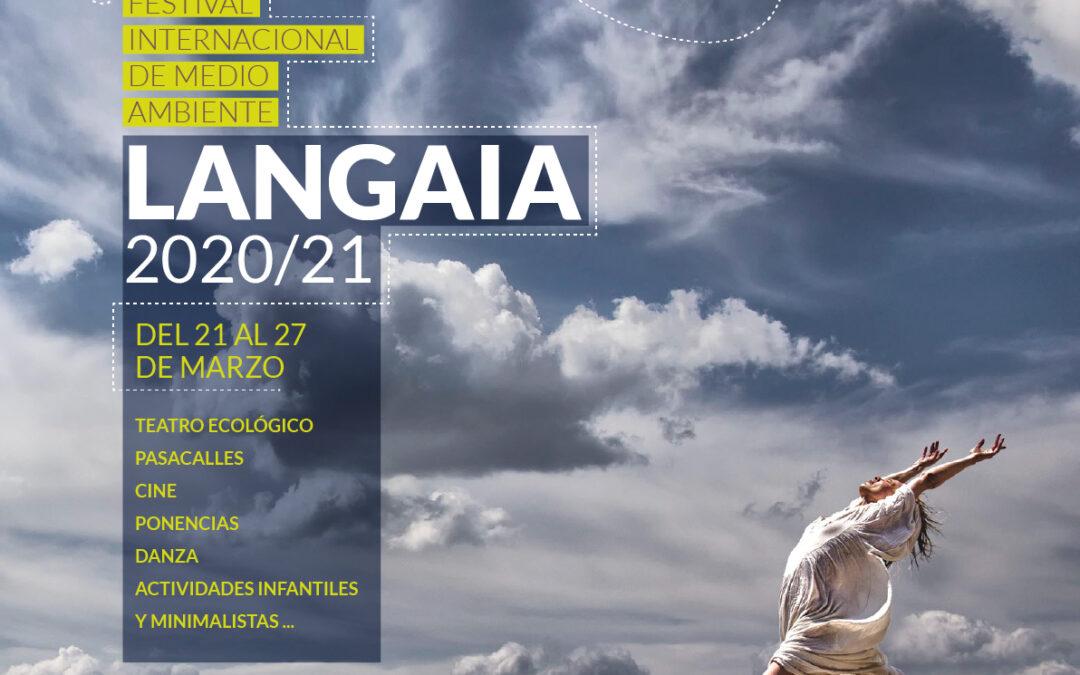 Vuelve el Festival Langaia 2020-21. De Lanzarote a Madrid