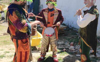 La Fábrica de Sueños: Sembrando un Jardín Mágico para la Cañada Real